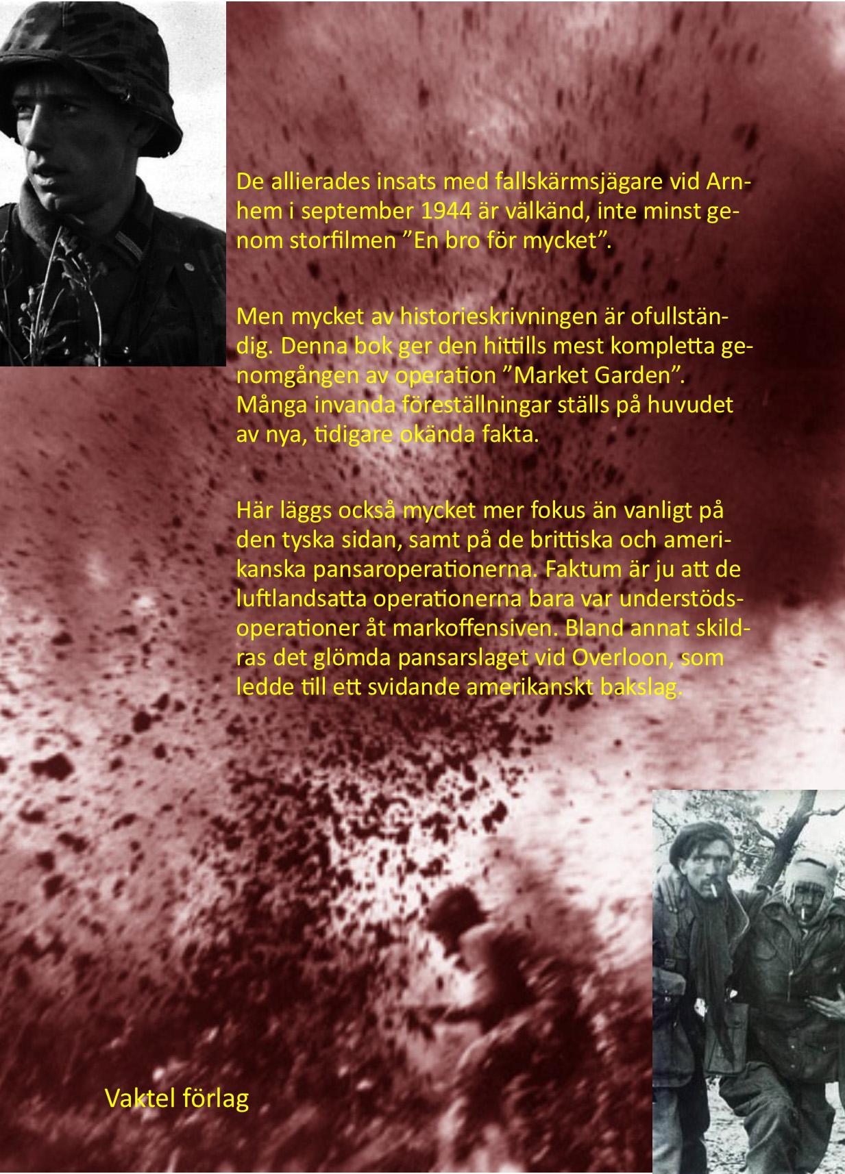 Christer Bergström berättar om sin bok Arnhem 1944 på Lenny Cay media