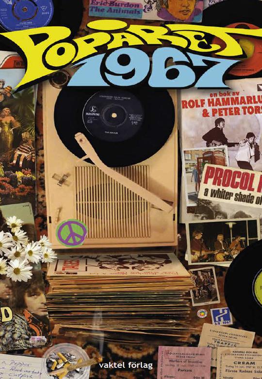 Popåret 1967 – boken om 50-årsjubileet!