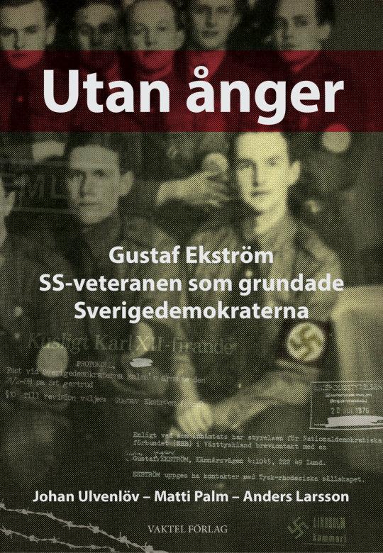 Just nu: 30 kr/st för boken UTAN ÅNGER – gäller skolor och studieförbund