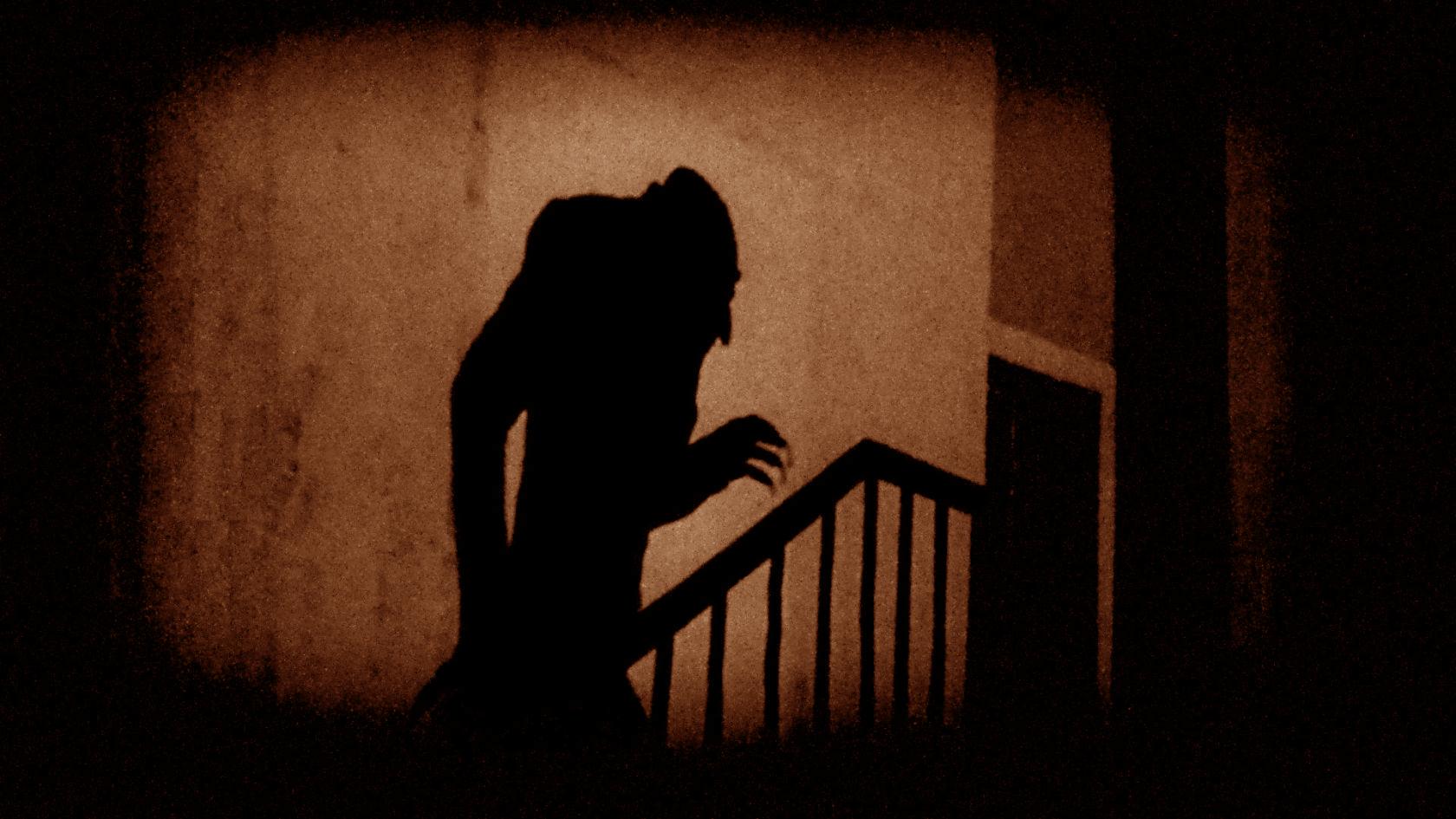 Vi bjuder på den klassiska Draculafilmen Nosferatu från 1922