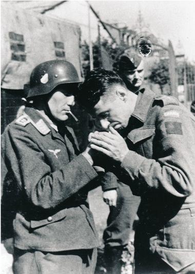 Christer Bergström om landstigningen vid Dieppe 1942 i Vetenskapsradion historia