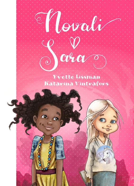 Den första normbrytande barnboken om kärlek mellan två tjejer!