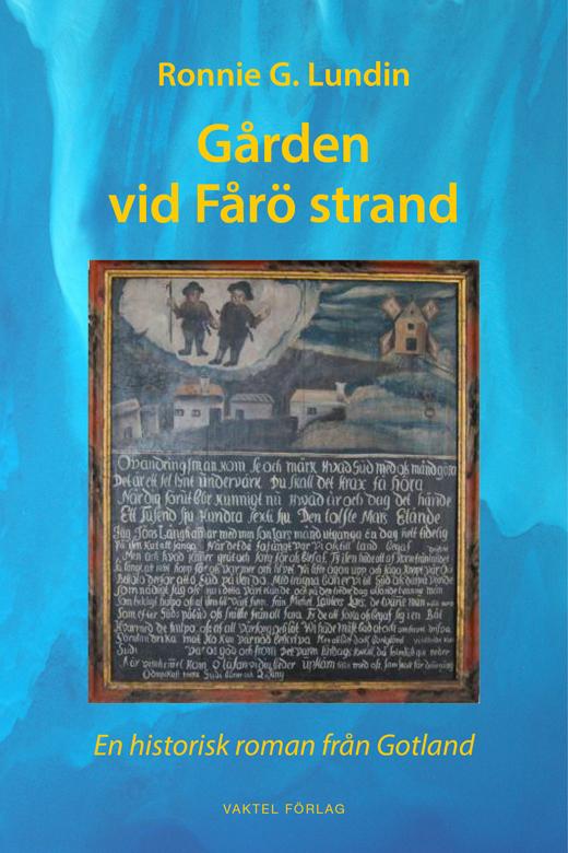 Ny spännande historisk roman med Gotlandsmotiv!