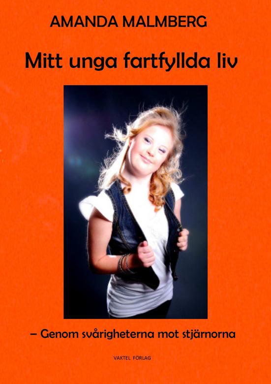 Årets UPP-Pris tilldelas författardebutanten Amanda Malmberg!