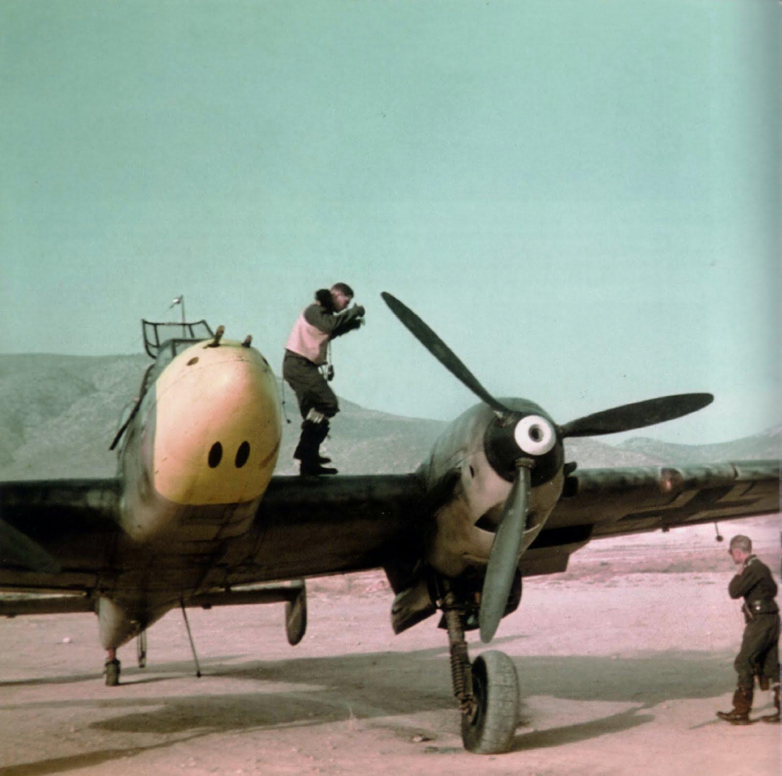 Tyska flygare under andra världskriget – nu har boken kommit!