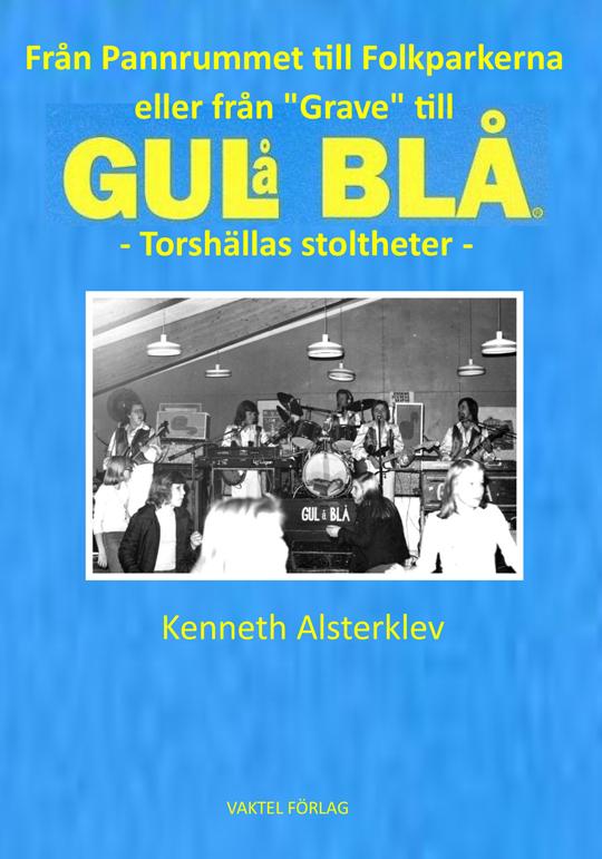 Nu har boken om orkestern Gul å Blå kommit!
