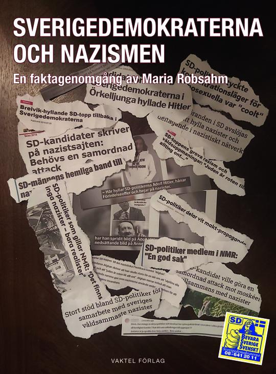 Nu är den här – boken som avslöjar nazismen inom Sverigedemokraterna idag!