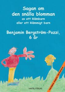 Världens yngsta författare – Benjamin Bergström-Pozzi, 6 år – debuterar på Vaktel förlag!