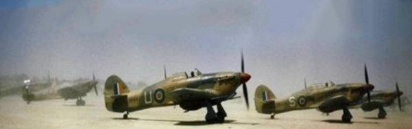 Luftkriget över Nordafrika