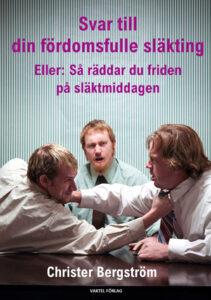 """""""Svar till din fördomsfulle släkting"""" tredje mest sålda boken i hela Sverige"""